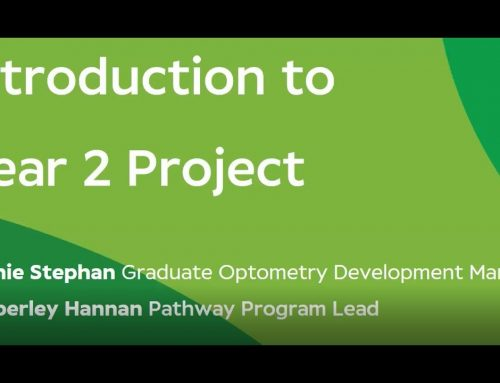 Introduction to Year 2 Project Webinar 2020