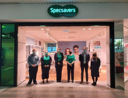 Specsavers 355th Store Opening